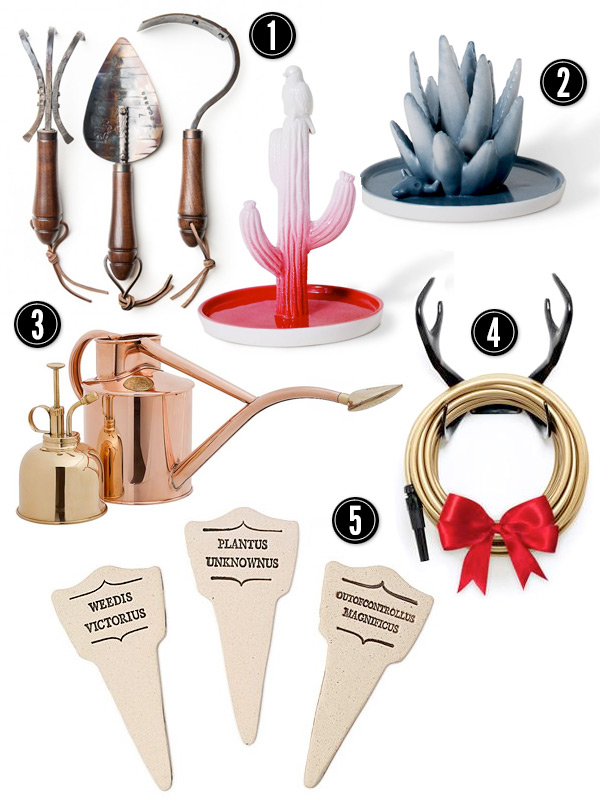 Awesome gifts for the gardener
