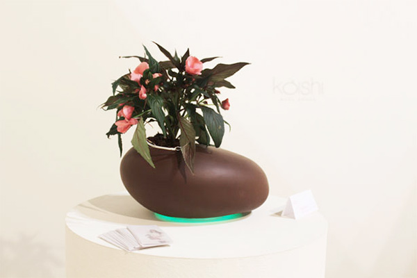 Koishi interactive singing plant pot.